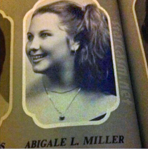Young Abby Lee Miller From Dance Moms, Abby Lee Miller