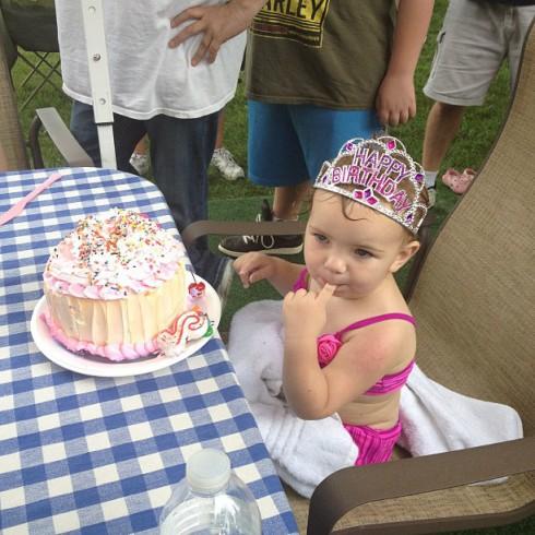 Arabella Sekella 2nd birthday party photo