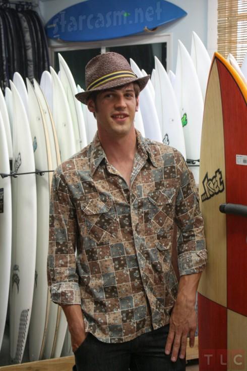 Breaking Amish LA Matthew Bristol aspiring fashion designer