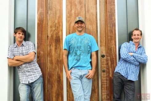 Breaking Amish LA guys' makeovers Matt Samuel Andrew