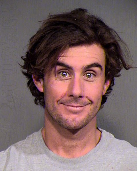 Below Deck CJ Lebeau mug shot photo