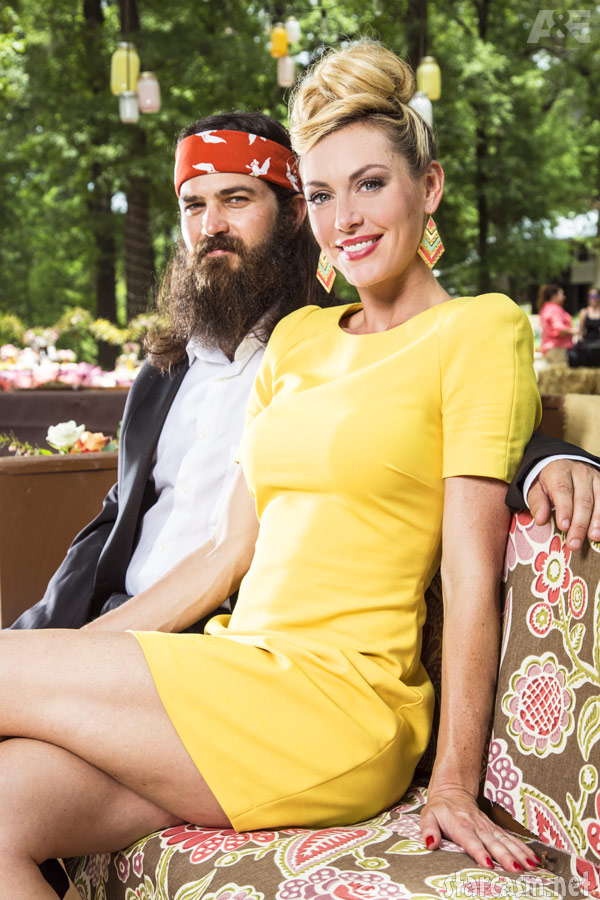 PHOTOS Duck Dynasty's Jessica Robertson on meeting husband Jep and