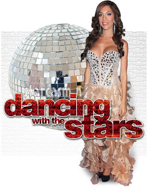 Farrah Abraham Dancing With The Stars Season 17