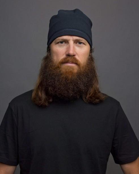 Jase Robertson beard