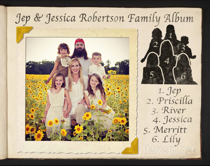 Jep Robertson Family Duck Dynasty