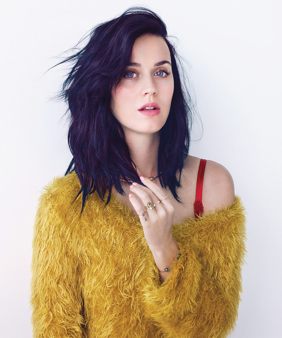 "Katy Perry debuts ""Roar: Burning Baby Blue"" video teaser from ..."