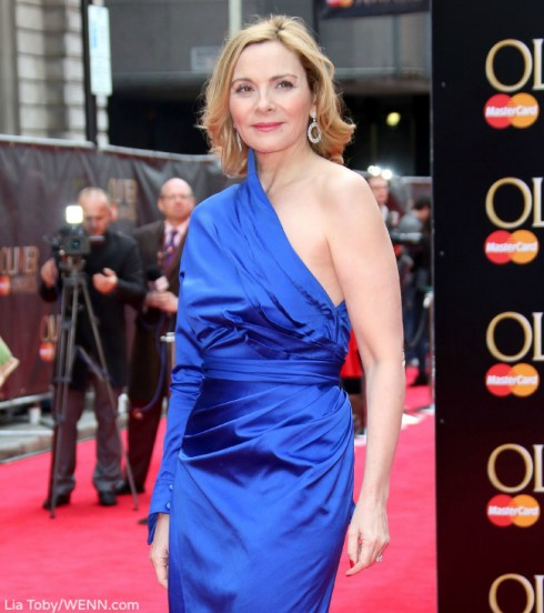 Kim Cattrall Physioyoga