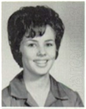 Ms. Kay Robertson high school yearbook photo