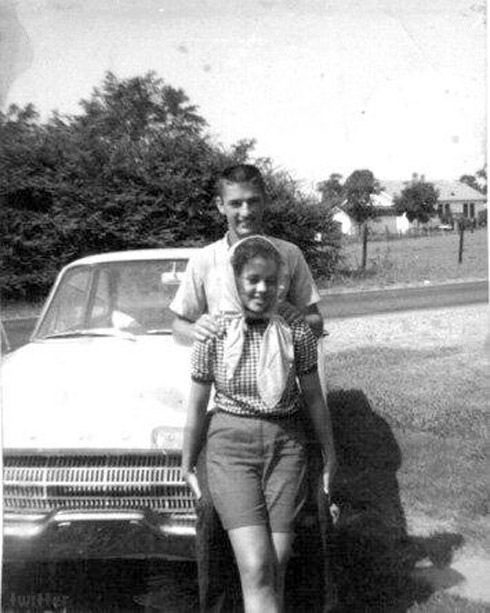 Phil and Miss Kay Robertson Young