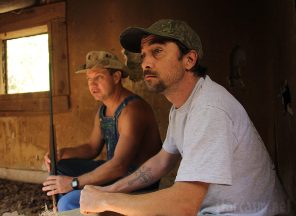 Tickle Moonshiners Married
