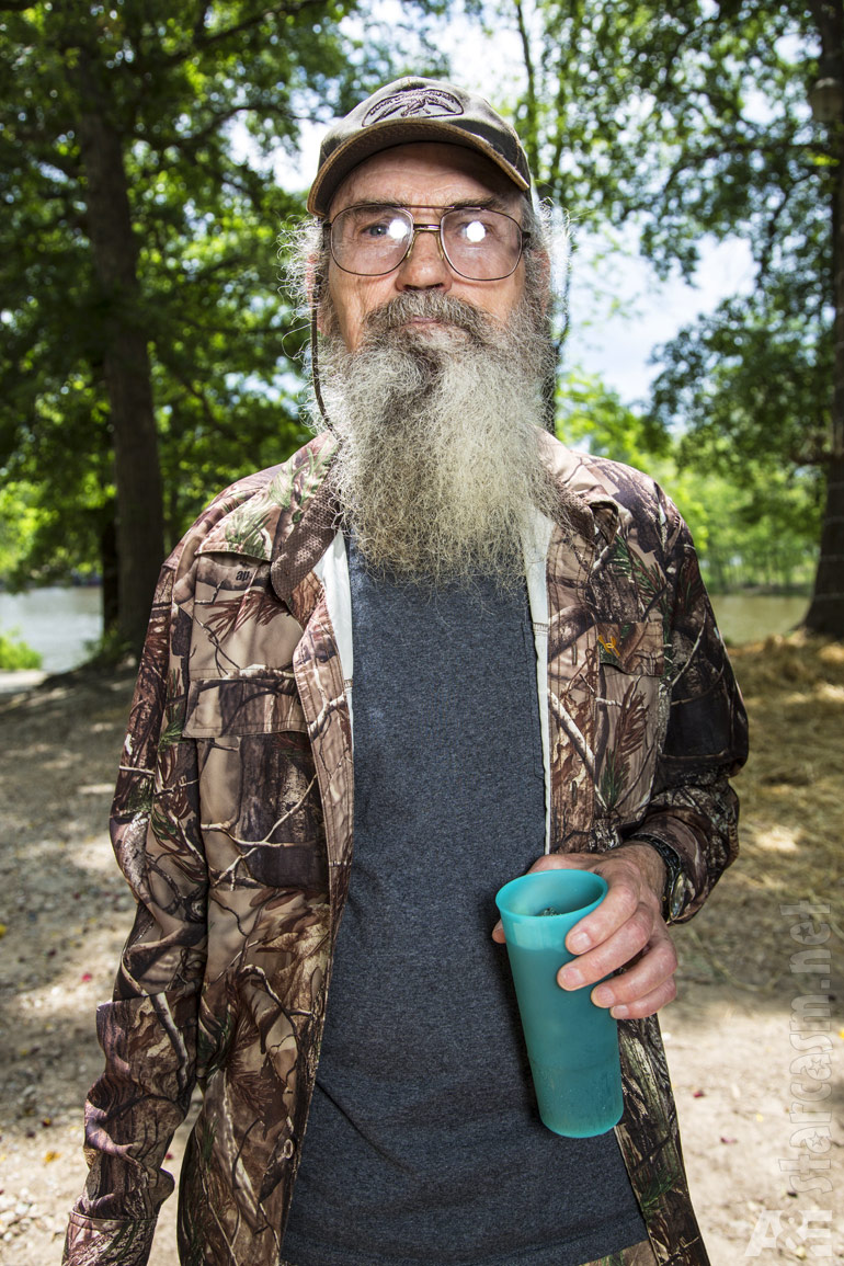 Uncle Si sweet Tea