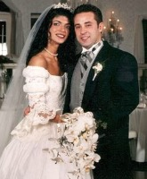 Young Joe And Teresa Giudice Wedding Photo