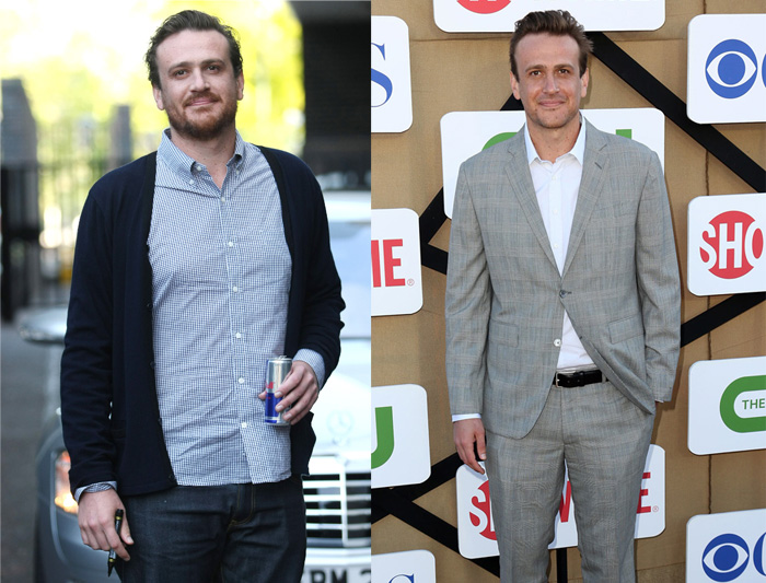 Jason Segel before and after weight loss for new movie Sex ...