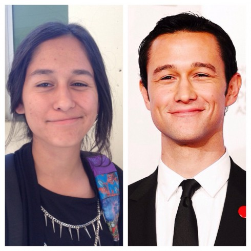 Joseph Gordon-Levitt Lookalike Teenage Girl