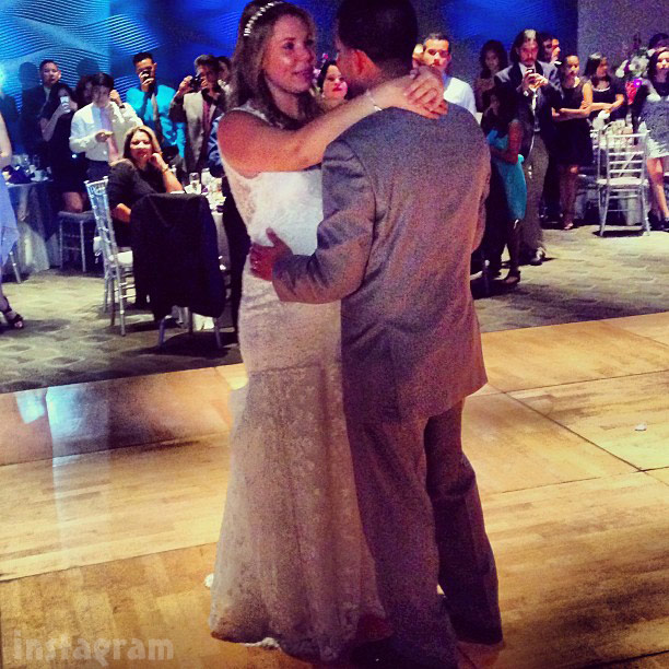 Kailyn Lowry Dances With Husband Javi Marroquin At Their Wedding Reception