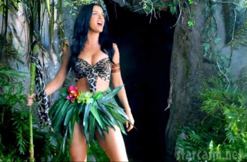 Katy Perry Roar music video photo