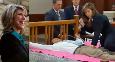 Kelly Siegler of Cold Justice made famous during her prosecution of ...