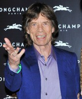 Mick Jagger Feature