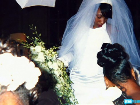NeNe Leakes and Gregg Leakes First Wedding