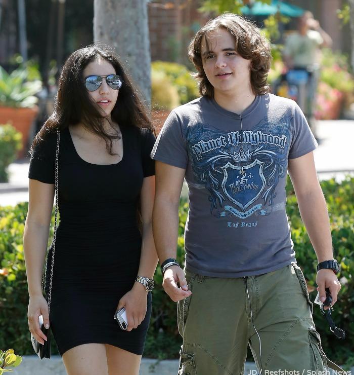 michael jackson son dating kuwaiti princess