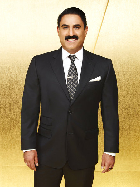 Shahs of Sunset Season 3 Reza Farahan cast photo