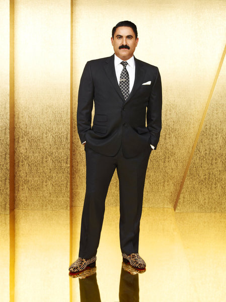 Reza Farahan Shahs Of Sunset - Season 3