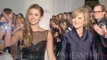 Sherri Hill and Sadie Robertson runway show MBFW NYC