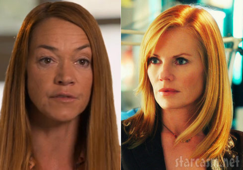 CSI character Catherine Willows based on Yolanda McClary of Cold ...