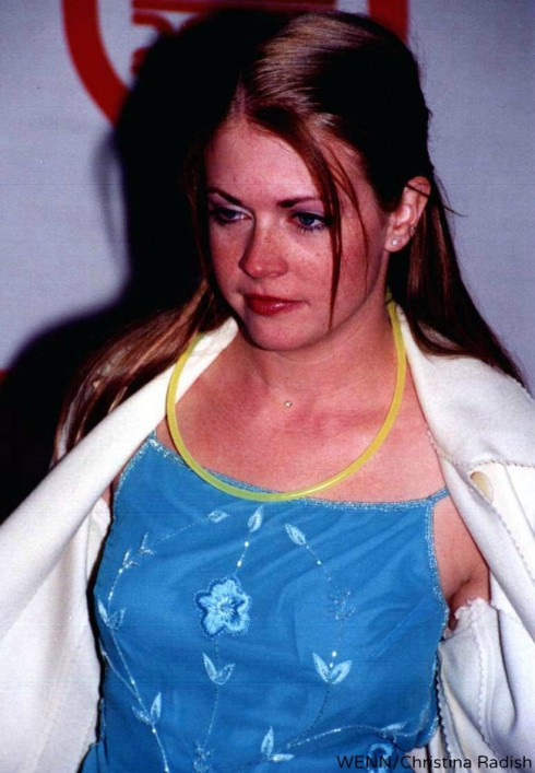 Young Melissa Joan Hart Drugs