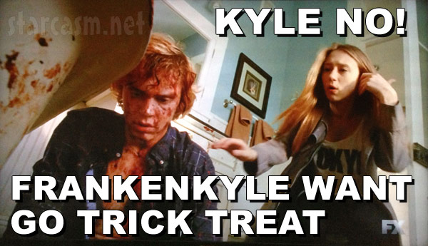 AHS_Coven_FrankenKyle top 10 questions heading into american horror story coven episode 5,American Horror Story Coven Memes