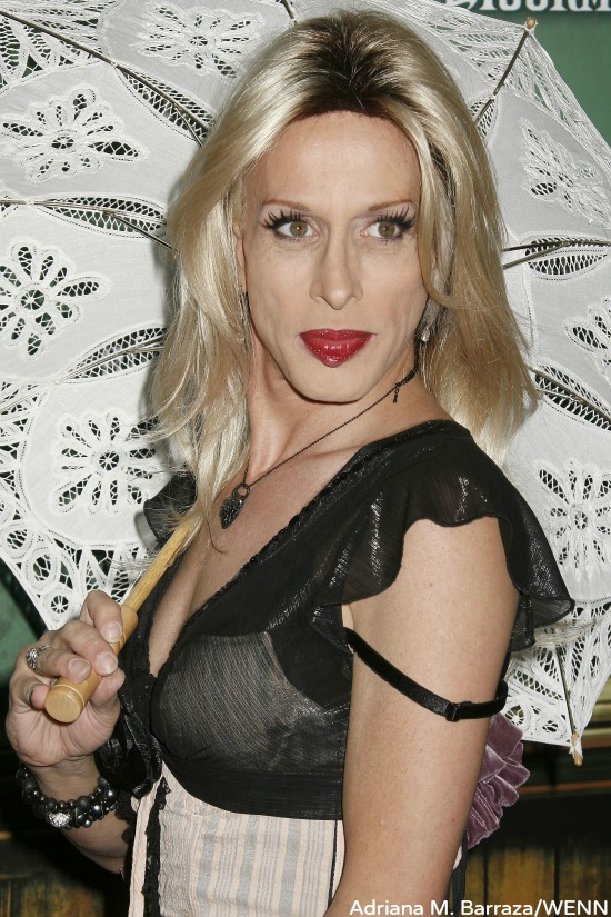 BEFORE & AFTER Alexis Arquette's experiences as a transgender woman in