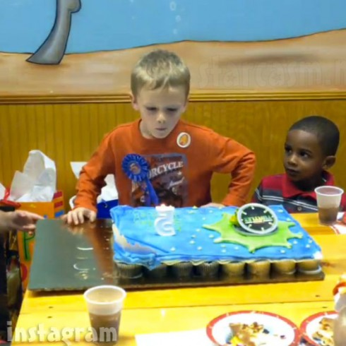 Maci Bookout's son Bentley Edwards 5th birthday party