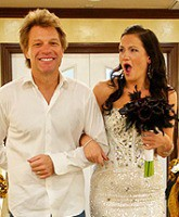 Bon Jovi Wedding Feature