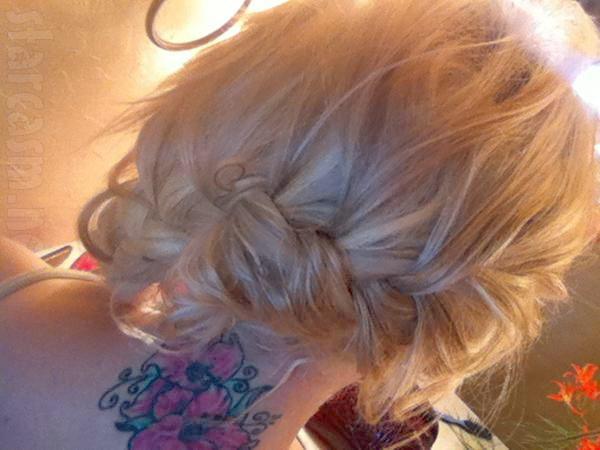 Chelsea Houska Skull Tattoo - newhairstylesformen2014.com