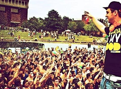 DJ Brian Dawe