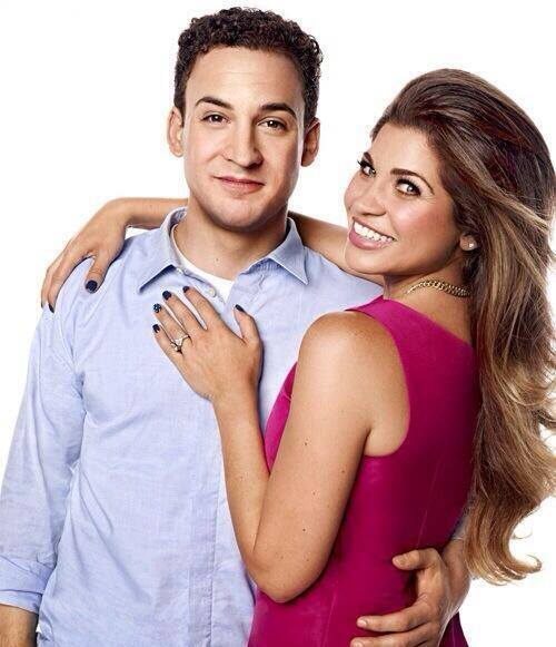 Photos boy meets world reunion real life wedding details for two danielle fishel and ben savage now junglespirit Image collections