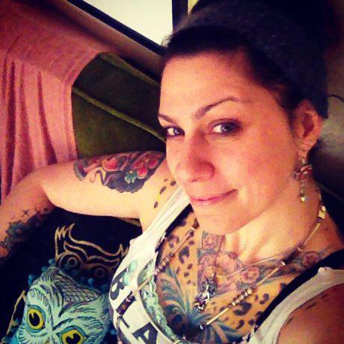 ... Pictures danielle colby cushman tattoos danielle colby 19141 jpg