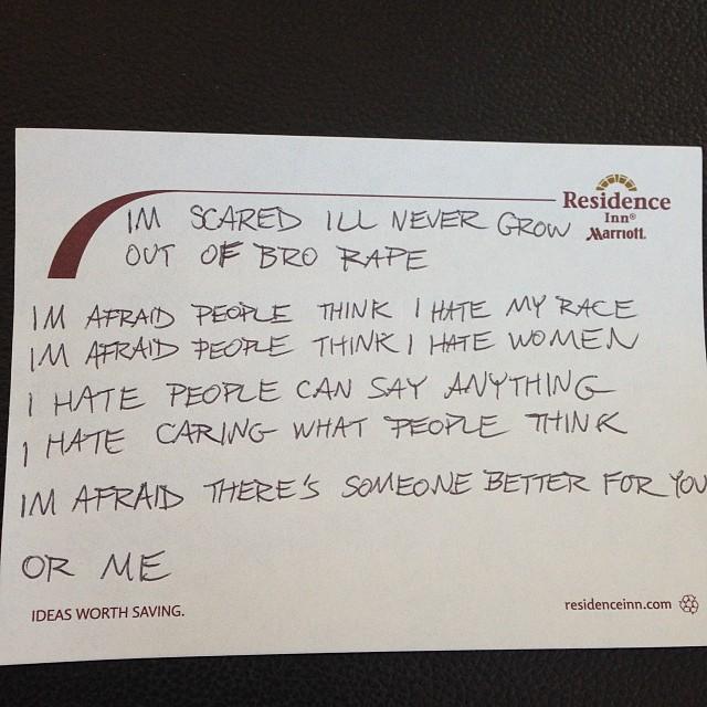 Depressing  Letters