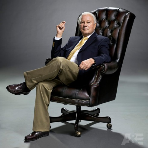 Edwin Edwards The Governor's Wife A&E photo