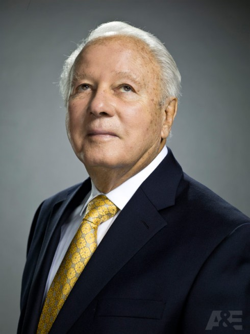 A&E The Governor's Wife Louisiana Governor Edwin Edwards photo 2013