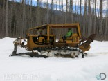 Gold Rush Season 4 Dustin Hurt bulldozer