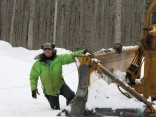 Gold Rush Season 4 Dustin Hurt snow