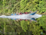 Gold Rush Season 4 Hoffman crew Guyana river boat