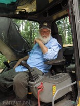Gold Rush Season 4 Jack Hoffman excavator