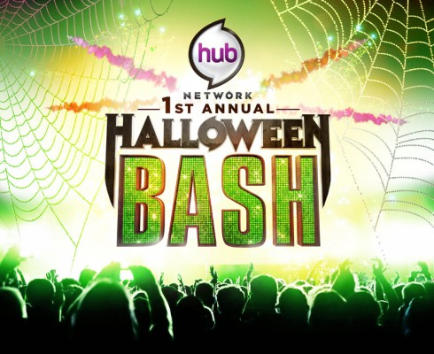 Hub Network Halloween Bash Costume Contest