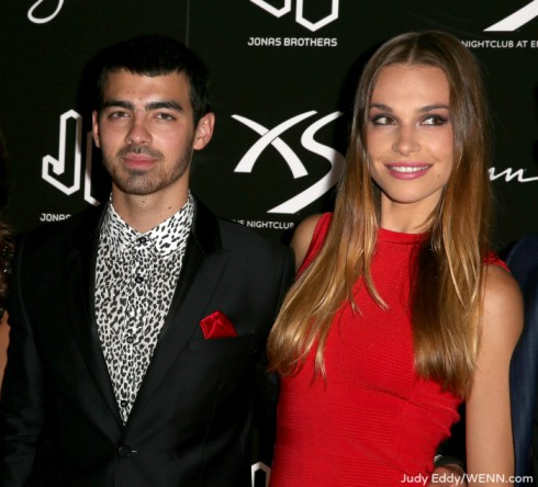 Joe Jonas and Blanda Eggenschweiler