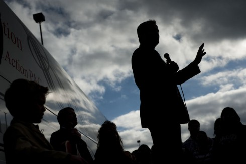 Josh Duggar Campaigning