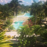 Kandi Burruss wedding Cancun hotel view