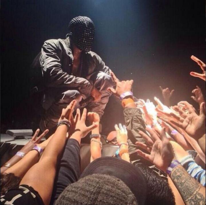 Kanye West Tour Setlist