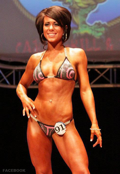 Photos katie ball of american hoggers in fitness bikini competition